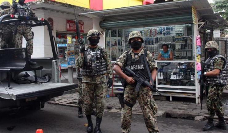 Mexican Problems Facebook Organized Crime in Mex...