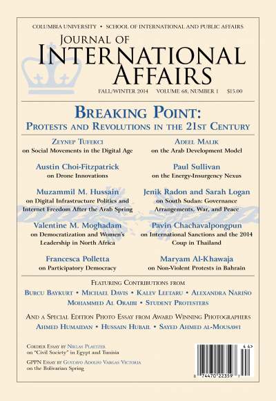 Breaking Point: Protests and Revolutions in the 21st Century